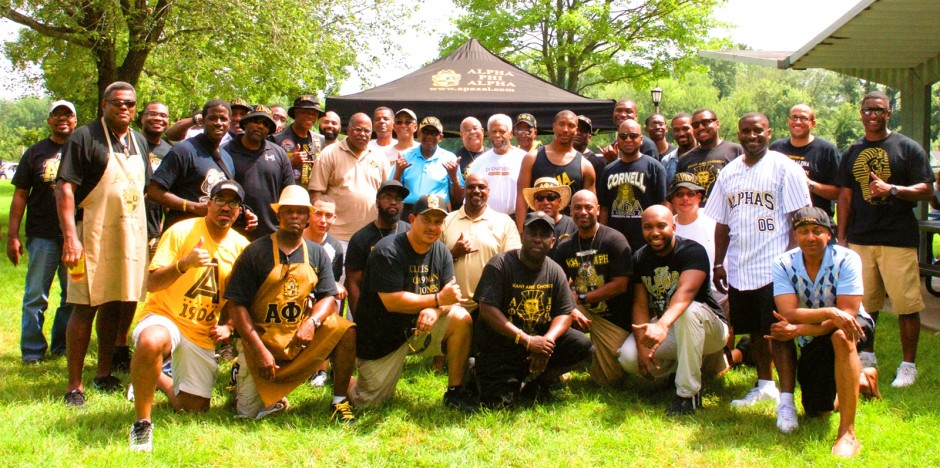 Xi Alpha Lambda Chapter 2015 Picnic
