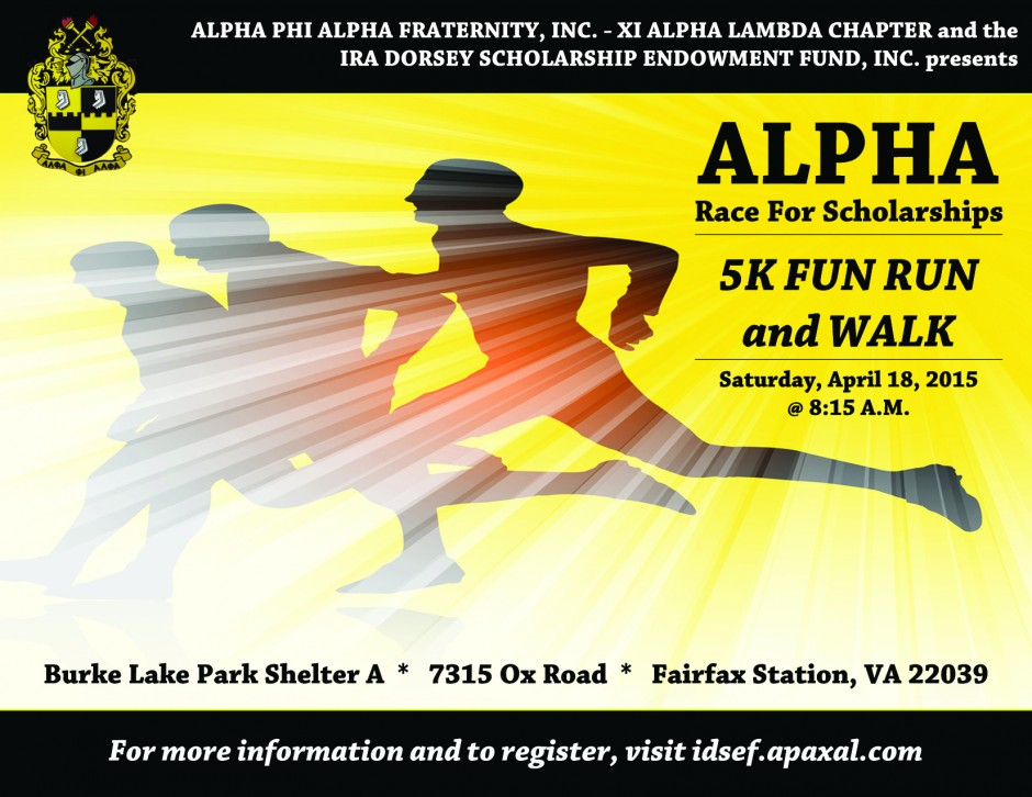 Alpha Race for Scholarships