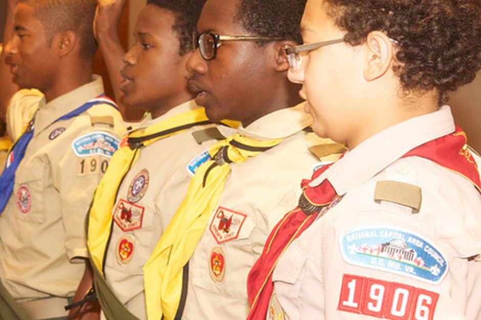 Boy Scouts - The Ultimate Adventure!