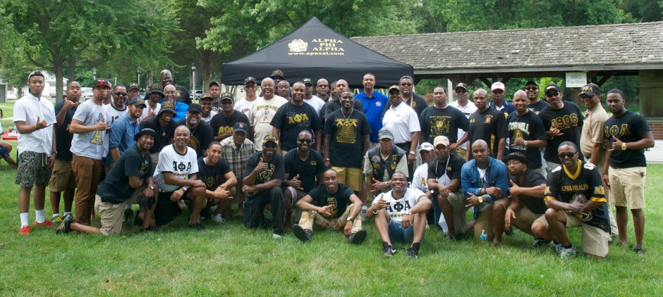 Xi Alpha Lambda Chapter 2014 Picnic