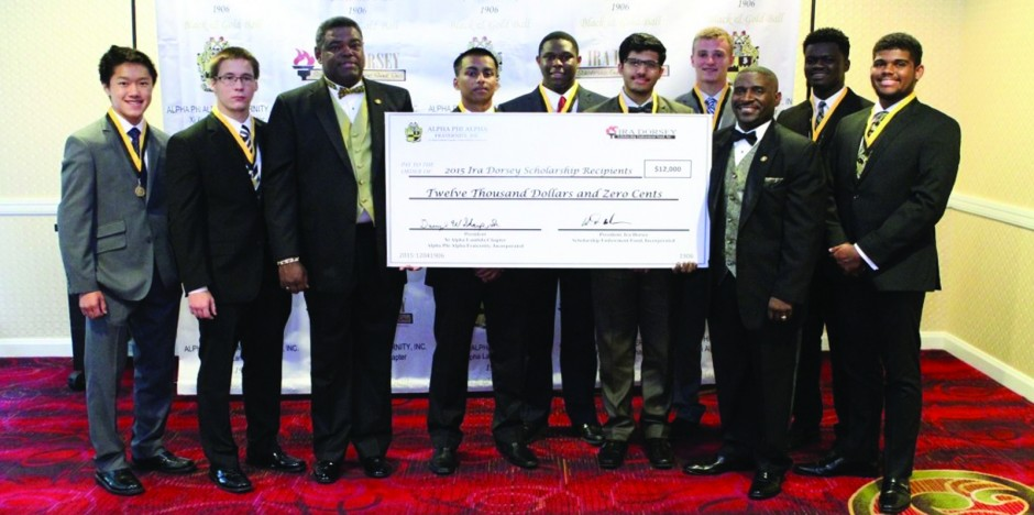 2015 Ira Dorsey Scholarship Endowment Fund Winners